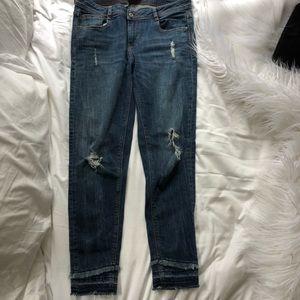Zara Basic Jeans (skinny toothpick)